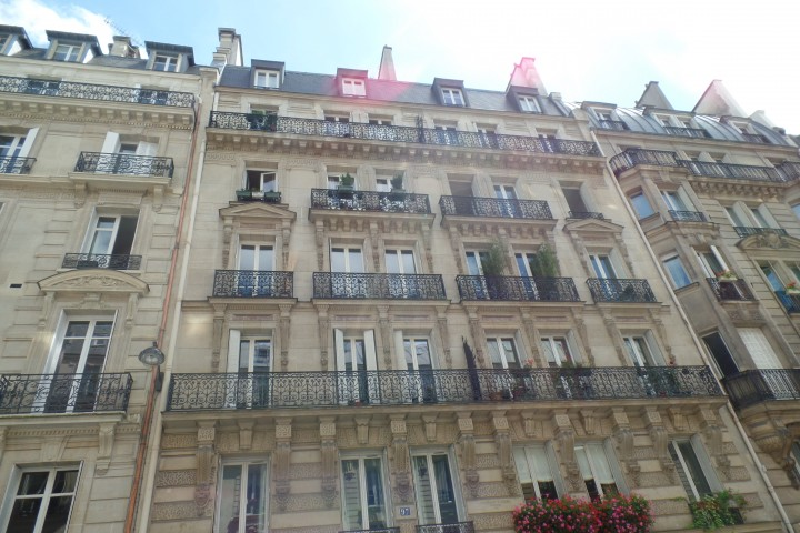 Location appartement 2 pièces 46m² - 1607