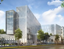 Location Bureaux 2473 m²