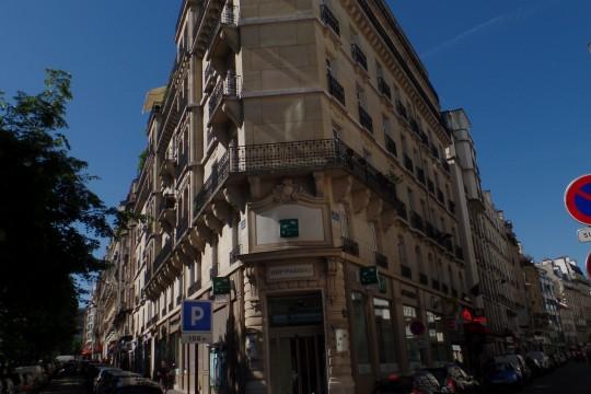 Location boutique 70m²
