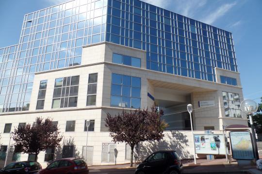 Location bureaux 171m²