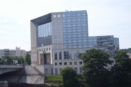Location bureaux 173m²