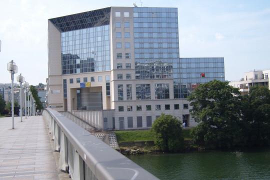 Location bureaux 345m²
