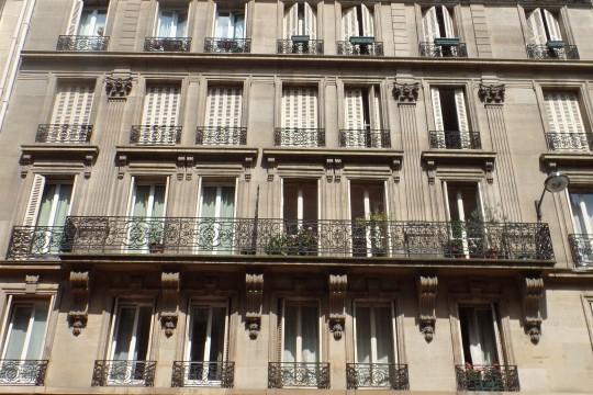 Location appartement 4 pièces m²