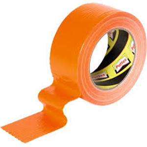 ADHESIF ORANGE ARME LARG.50MM