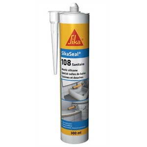 SILICONE SIKASEAL 108 SANITAIRE