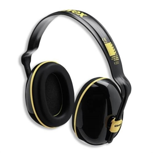 CASQUE ANTI-BRUIT UVEX K200 SNR 28DB