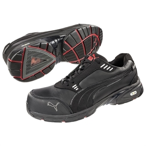 CHAUSSURE VELOCITY BLACK LOW S3
