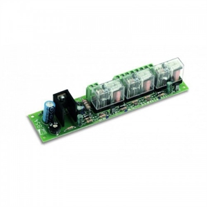 CARTE P/BRANCHEMENT 2 BAT. 12V 1.2AH P/ SERIE VER