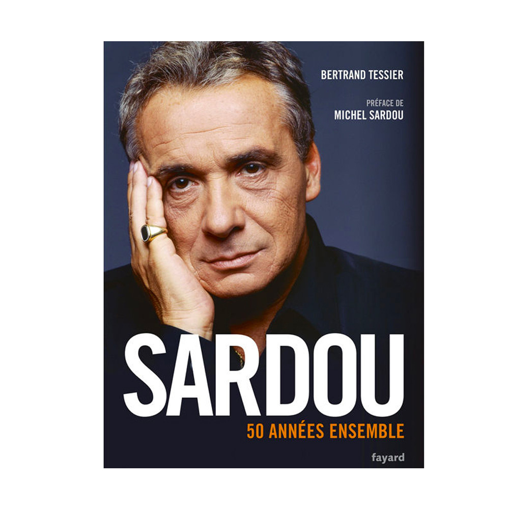 BRIQUET Michel Sardou Tour 93 merchandising concert