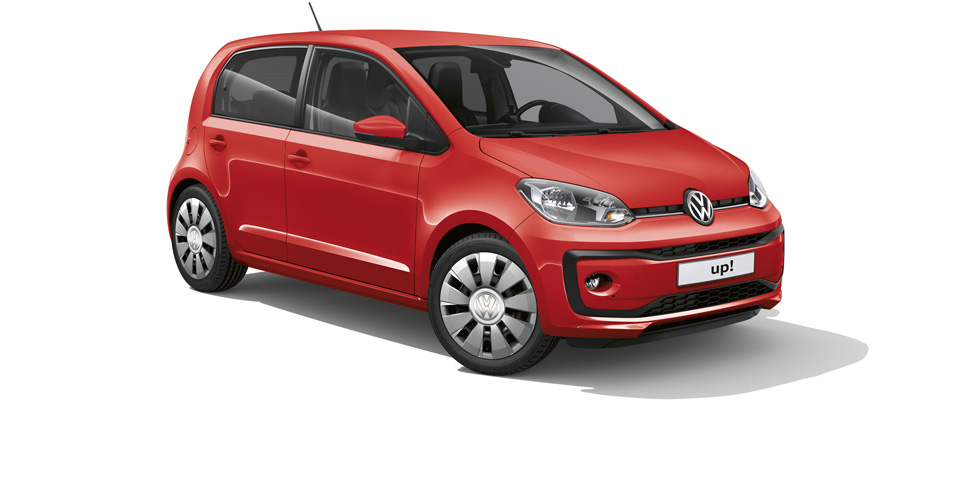 VOLKSWAGEN UP o simili