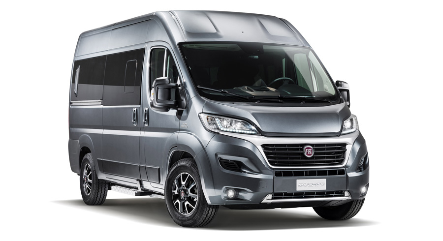 Fiat Ducato Panorama or similar
