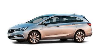 Opel Astra SW o simile