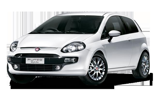 Fiat Punto 5P o simile