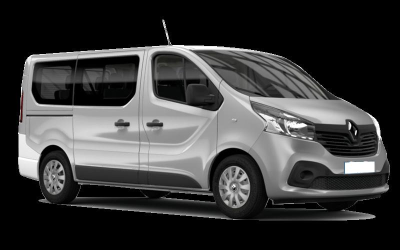 Renault Trafic Minibus 9p