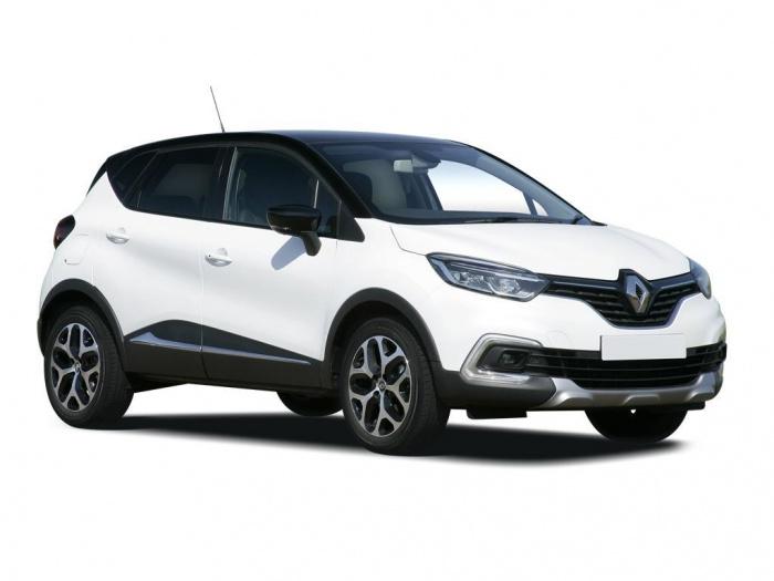 Renault Captur 1.5 dci automatica