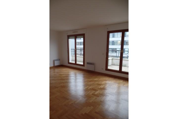 Location appartement 4 pièces 81m² - 551