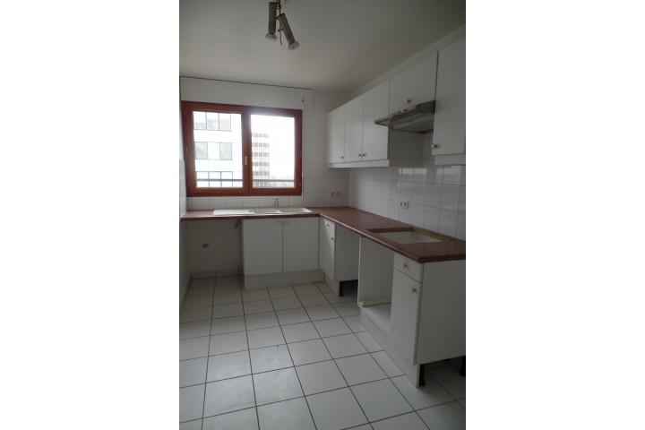 Location appartement 4 pièces 81m² - 550