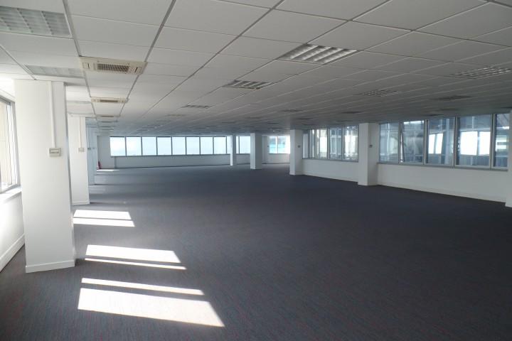 Location bureaux 1177m² - 294