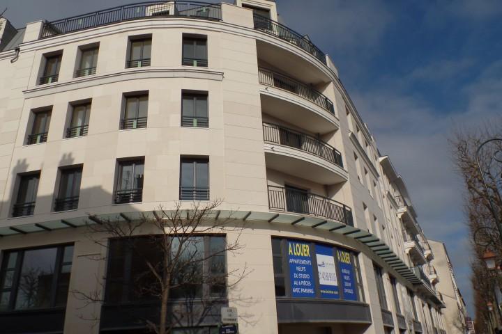 Location appartement 1 pièce 27m² - 1770