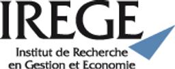 INSTITUT DE RECHERCHE EN GESTION ET ÉCONOMIE, IREGE
