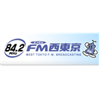 FM Nishi-Tokyo's logo'