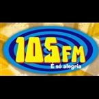Radio 105 FM's logo'