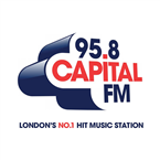 Capital London's logo'