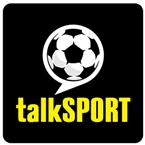 talkSPORT's logo'