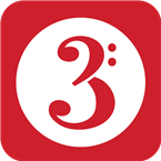 BBC Radio 3's logo'