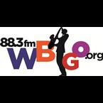 WBGO's logo'