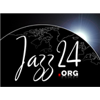 Jazz24's logo'