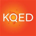 KQED-FM's logo'