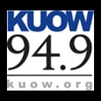 KUOW-FM's logo'