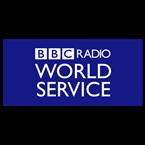 BBC World Service UK's logo'