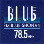 FM Blue Shonan's logo'