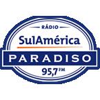 Rádio SulAmérica Paradiso FM's logo'