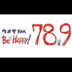 Umeda FM Be Happy!789's logo'