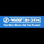 J-WAVE's logo'