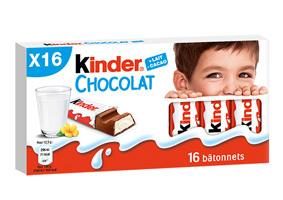 Visuel Kinder Chocolat