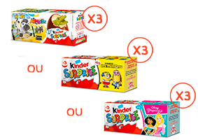 Visuel Kinder Surprise