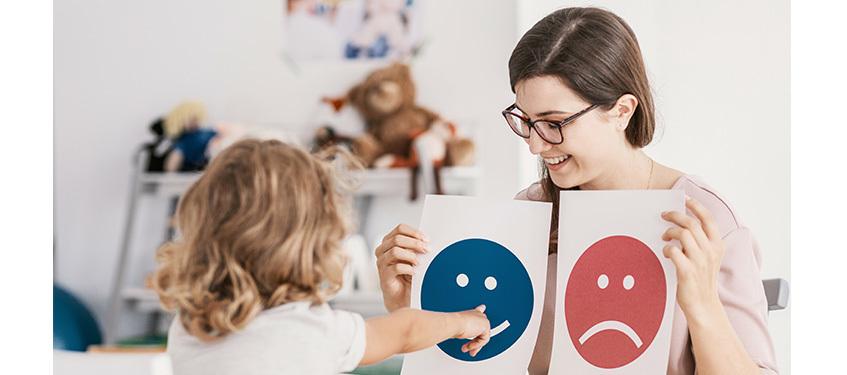 Aider nos enfants à gérer leurs émotion