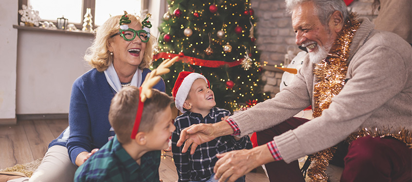 25 jeux en famille pour animer Noël