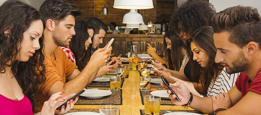 Faites des pauses, sans votre smartphone !