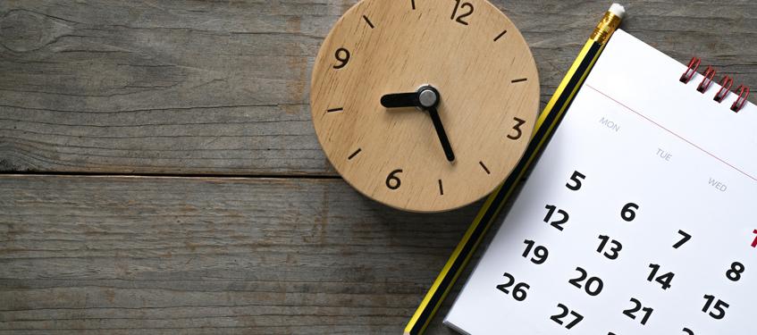 365 jours, 12 mois, 24 heures : le calendrier décrypté !