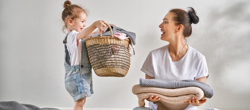 Participation à la maison : à chaque âge sa mission.