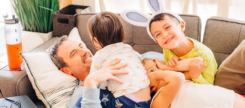 Des activités reposantes pour toute la famille