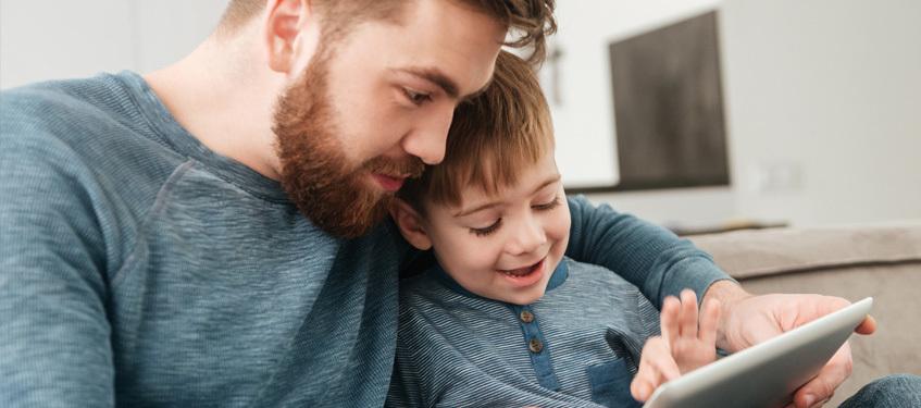 Les écrans au cœur de la famille