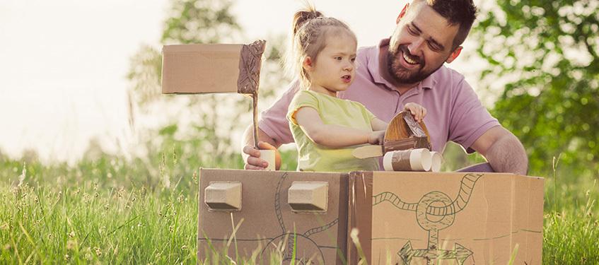 Minimalisme en famille : place à l'essentiel