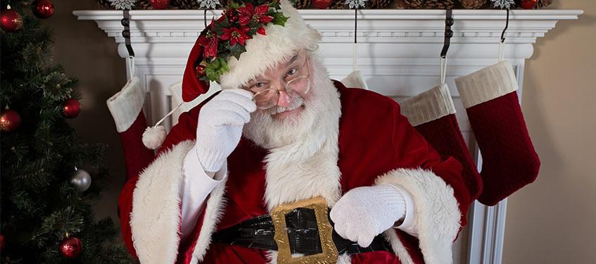Le Père Noël, un fantastique mensonge