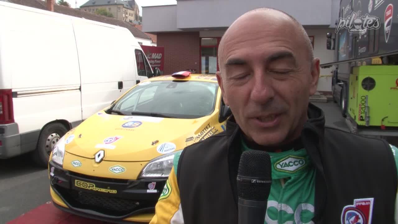 CAT Pascal  FIA Master 2016